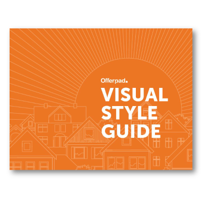 Offerpad Visual Style Guide